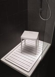 tabouret de douche
