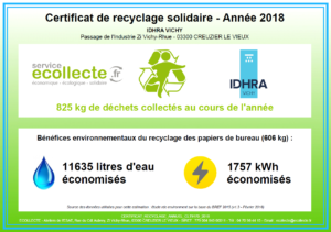 Recyclons solidaires