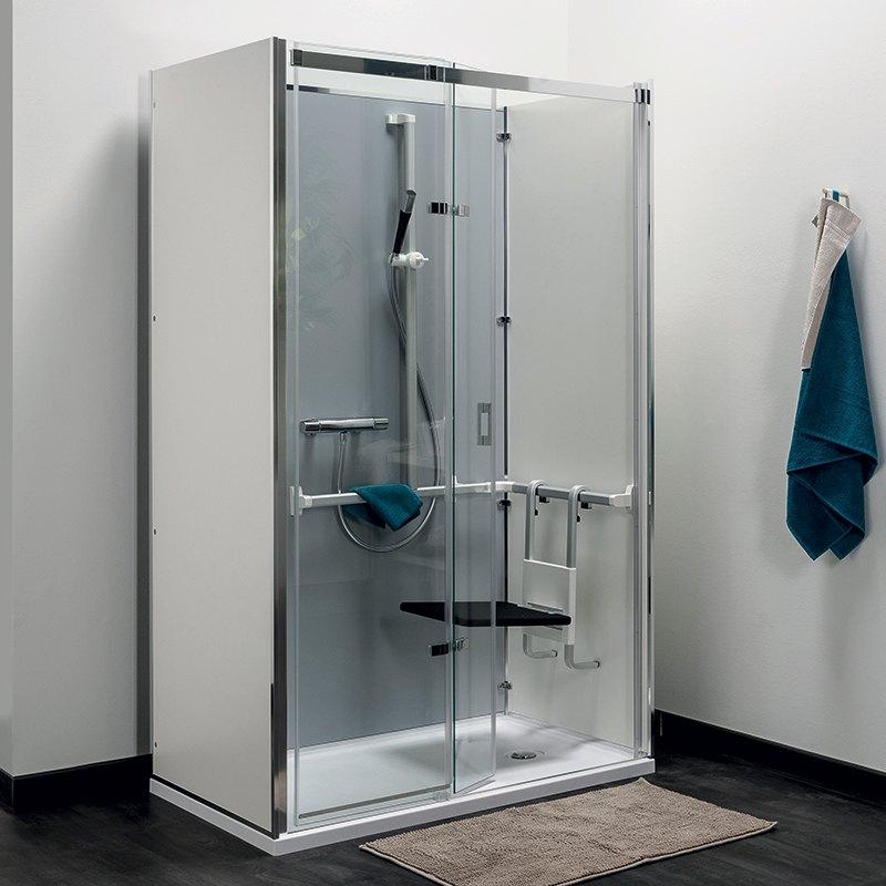 offrez vous la cabine de douche line 300 collection. Black Bedroom Furniture Sets. Home Design Ideas