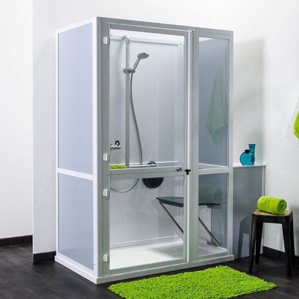 Idhraqua - Cabine de douche sur mesure