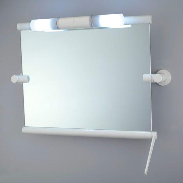 Idhralina - Miroir ergonomique