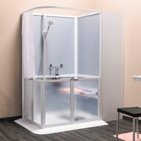 Idhraqua - Salle de bain PMR