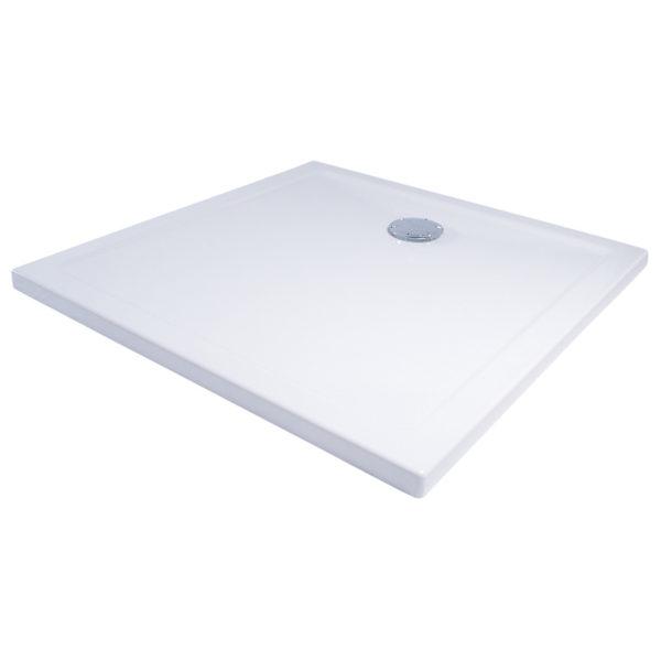 Idhraqua - Receveur extra plat 40 mm