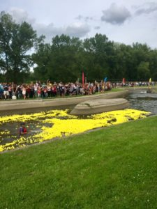 Duck Race Vichy