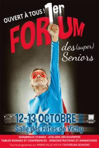 1er Forum seniors à Vichy